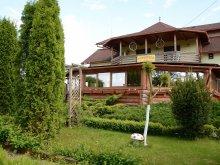 Pensiune Valea Giogești, Pensiunea Casa Moțească