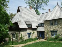 Vendégház Vărzarii de Jos, Riszeg Vendégház