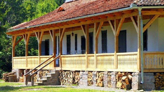 Casa de vânătoare Dobrica Bixad