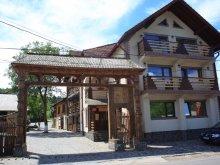 Panzió Valea Mare (Șanț), Lăcrămioara Panzió