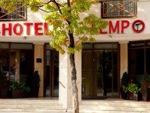 Accommodation Căscioarele, Tempo Hotel