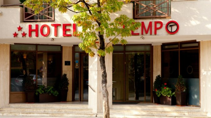 Tempo Hotel Bucharest