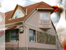Bed & breakfast Pápa, Ludas Inn