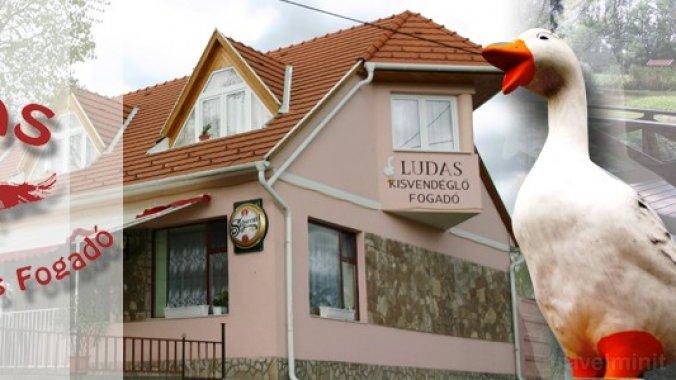 Ludas Inn Nagyalásony