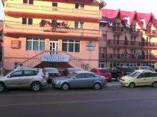 Cazare Saru, Motel Național