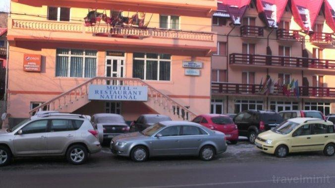 National Motel Sinaia