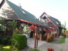 Casă de oaspeți Cucuieți (Solonț), Casa de oaspeți Hajnalka