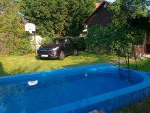 Accommodation Balatonalmádi, Pilot apartments with swimming pool