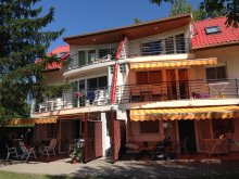 Apartament Balatonudvari, Apartamente Balaton la malul apei