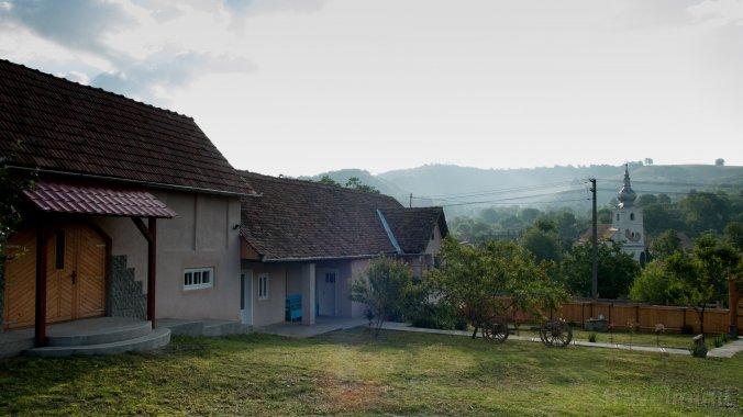 Casa de Oaspeți Tóskert Sâmbriaș