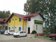 Szállás Cuzlău, Marc Panzió