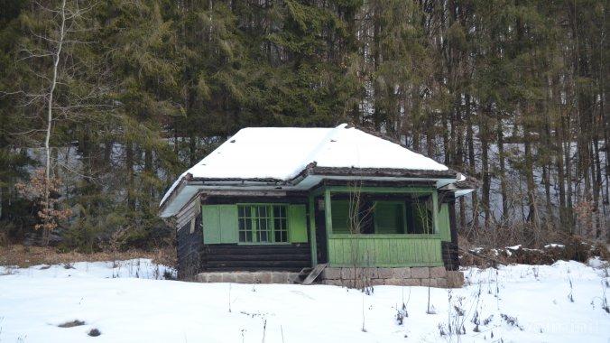 Cabana Ursului Bățanii Mici