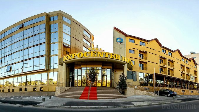 Expocenter Hotel Bukarest
