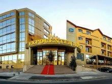 Szállás Mozăceni, Expocenter Hotel