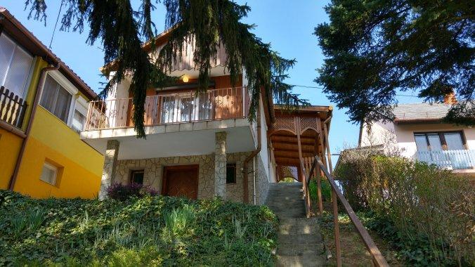 Casa de oaspeți Hársfa Árnya Zalakaros