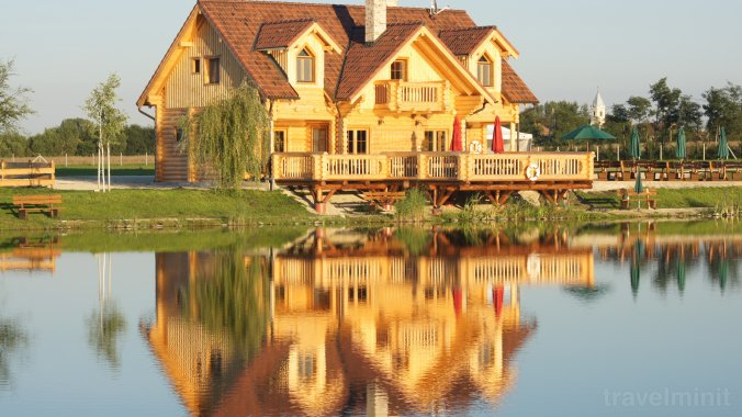 Joó-tó Rönk-vendégház Marcalgergelyi