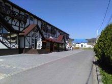 Motel Borosbocsard (Bucerdea Vinoasă), Vip Motel és Étterem