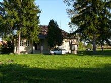 Cabană Horvátzsidány, Casa Nyírfa