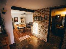 Apartment Homorod, L'atelier Apartment