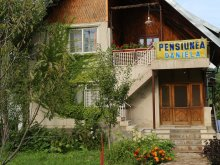 Szállás Valea Iașului, Daniela Panzió