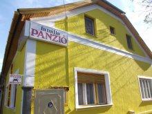 Panzió Cserkeszőlő, Familia Panzió