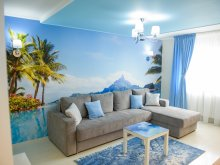 Cazare Mamaia-Sat, Apartament Vis