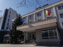 Szállás Gherăseni, Nord Hotel