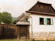 Kulcsosház Bârlești (Mogoș), Zabos Kulcsosház