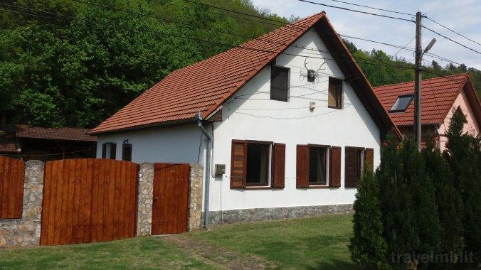 Nagy Sándor Vacation home Sasca Montană