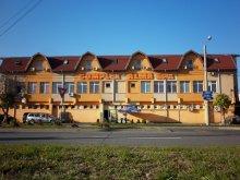 Hotel Hăucești, Hotel Alma Spa