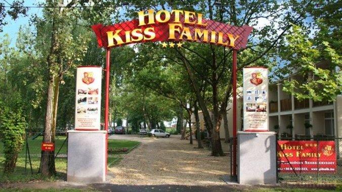 Hotel Kiss Family Balatonföldvár