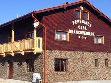 Pensiune Berivoi, Pensiunea Casa Brâncovenilor