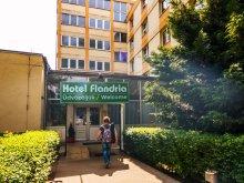 Hostel județul Pest, Flandria Hotel
