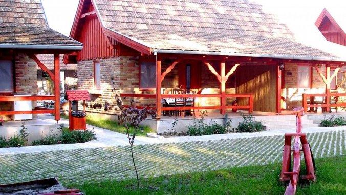 Szőke Tisza Recreation Park Nagyrév
