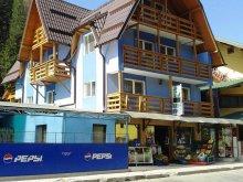Hostel Ruginoasa, Hostel Voineasa