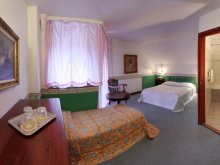 Hotel Budapest, A. Hotel Pension 100