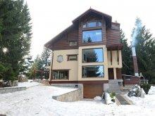 Villa Bărăști, Mountain Retreat