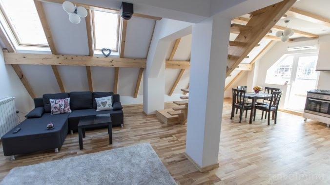 Duplex Apartment Transylvania Boutique Brașov