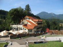 Pensiune Valea Ștefanului, Pensiunea Topaz