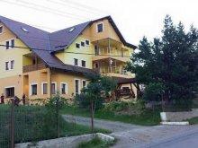 Pensiune Mijlocenii Bârgăului, Pensiunea Valurile Bistriței