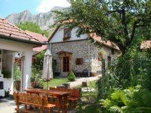 Casă de oaspeți Valea Cocești, Casa de oaspeți Dulo Annamária
