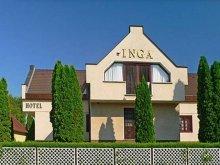 Hotel Hortobágy, Hotel Inga