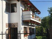 Villa Berkes (Borzești), Luxus Apartmanok