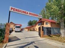 Pensiune Călugăreni, Pensiunea Modern
