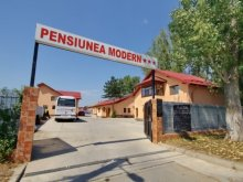 Pensiune Sibioara, Pensiunea Modern