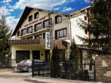 Hotel Străteni, Hotel Minuț