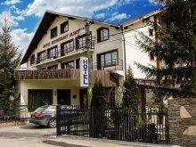 Hotel Toplița, Hotel Minuț