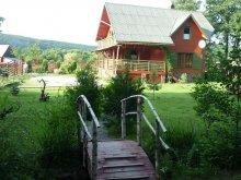 Cabană Izvoare, Casa la cheie Ábel