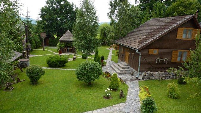 Nagy Lak I. Guesthouse Barajul Zetea