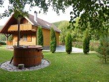 Cabană Vâlcele (Târgu Ocna), Casa la cheie Nagy Lak III-VII.
